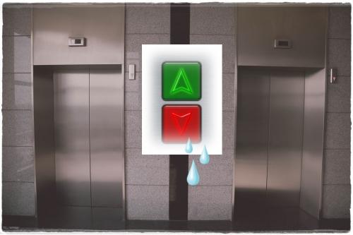 ワキガなのでエレベーターも避けたい!
