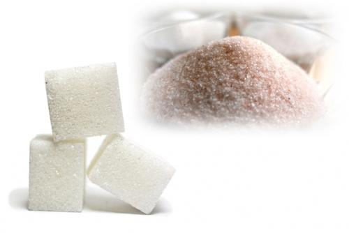 塩や砂糖で、黒ずみが改善できるなんて
