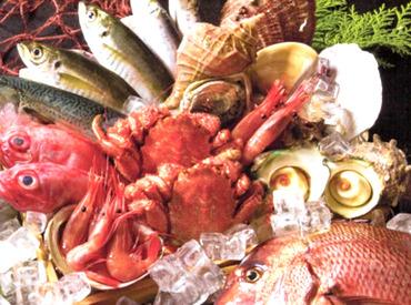 秋の海産物